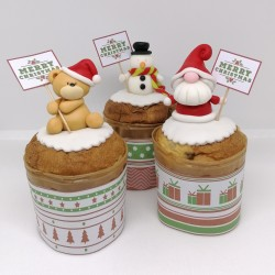 DECORATED PANETTONE 100g...